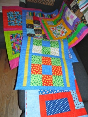 Quilts door Renate Wiegers